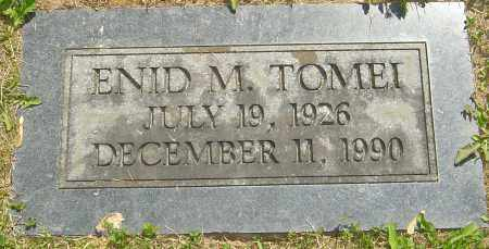 TOMEI, ENID M - Franklin County, Ohio | ENID M TOMEI - Ohio Gravestone Photos