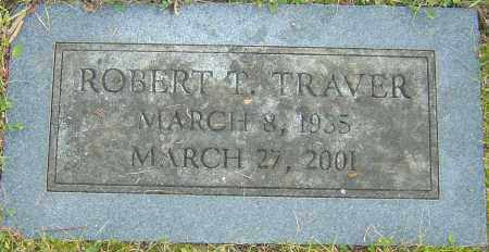 TRAVER, ROBERT - Franklin County, Ohio | ROBERT TRAVER - Ohio Gravestone Photos