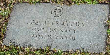 TRAVERS, LEE J - Franklin County, Ohio | LEE J TRAVERS - Ohio Gravestone Photos
