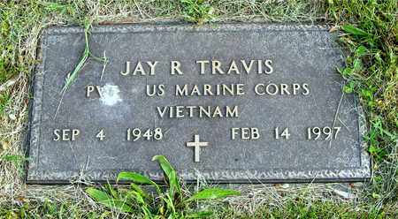 TRAVIS, JAY R. - Franklin County, Ohio | JAY R. TRAVIS - Ohio Gravestone Photos
