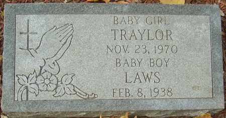 TRAYLOR, BABY GIRL - Franklin County, Ohio | BABY GIRL TRAYLOR - Ohio Gravestone Photos