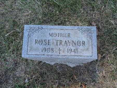 TRAYNOR, ROSE - Franklin County, Ohio | ROSE TRAYNOR - Ohio Gravestone Photos