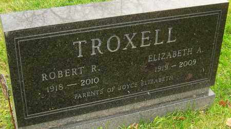 TROXELL, ELIZABETH - Franklin County, Ohio | ELIZABETH TROXELL - Ohio Gravestone Photos
