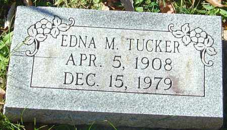 TUCKER, EDNA MAE - Franklin County, Ohio | EDNA MAE TUCKER - Ohio Gravestone Photos