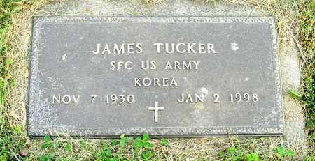 TUCKER, JAMES - Franklin County, Ohio | JAMES TUCKER - Ohio Gravestone Photos
