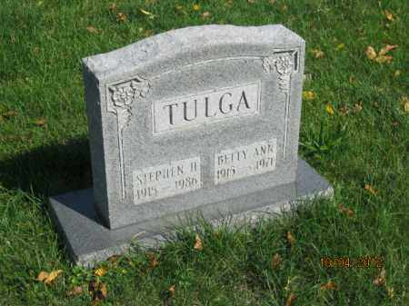 TULGA, STEPHEN HARMON JR - Franklin County, Ohio | STEPHEN HARMON JR TULGA - Ohio Gravestone Photos