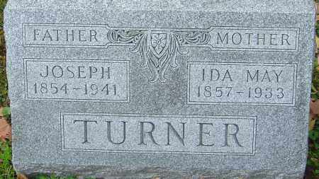 TURNER, JOSEPH - Franklin County, Ohio | JOSEPH TURNER - Ohio Gravestone Photos