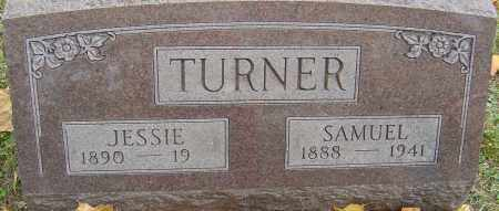 TURNER, JESSIE - Franklin County, Ohio | JESSIE TURNER - Ohio Gravestone Photos