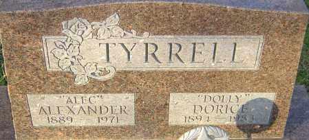 TYRRELL, ALEXANDER - Franklin County, Ohio | ALEXANDER TYRRELL - Ohio Gravestone Photos