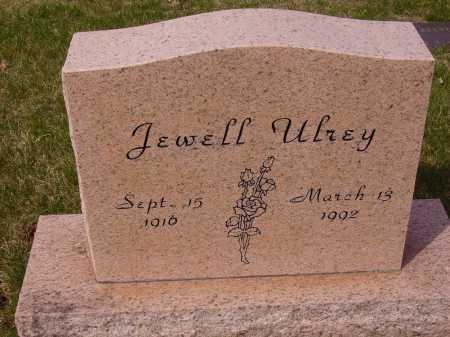 ULREY, JEWELL - Franklin County, Ohio | JEWELL ULREY - Ohio Gravestone Photos
