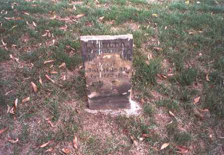 (UNKNOWN ), LACELDA - Franklin County, Ohio | LACELDA (UNKNOWN ) - Ohio Gravestone Photos