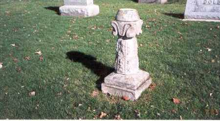UNKNOWN, GRAVESTONE - Franklin County, Ohio | GRAVESTONE UNKNOWN - Ohio Gravestone Photos