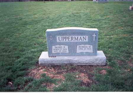 UPPERMAN, PATRICIA M. - Franklin County, Ohio | PATRICIA M. UPPERMAN - Ohio Gravestone Photos