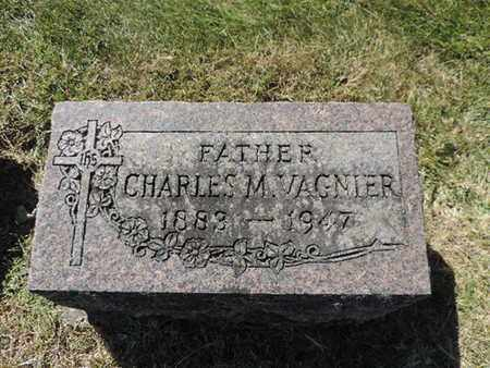 VAGNIER, CHARLES M. - Franklin County, Ohio | CHARLES M. VAGNIER - Ohio Gravestone Photos