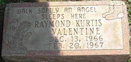 VALENTINE, RAYMOND KURTIS - Franklin County, Ohio | RAYMOND KURTIS VALENTINE - Ohio Gravestone Photos