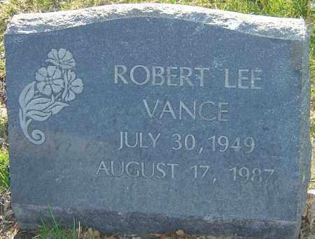 VANCE, ROBERT LEE - Franklin County, Ohio | ROBERT LEE VANCE - Ohio Gravestone Photos