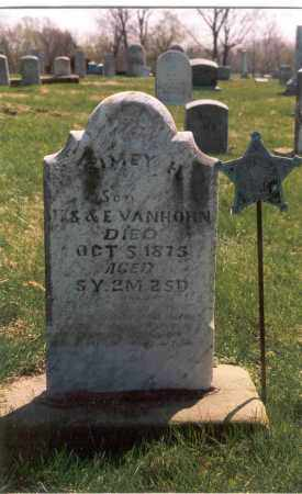 VANHORN, SIMEY H. - Franklin County, Ohio | SIMEY H. VANHORN - Ohio Gravestone Photos