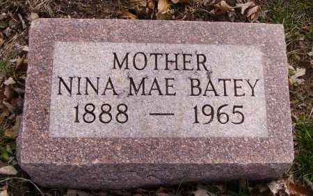 VATEY, NINA MAE - Franklin County, Ohio | NINA MAE VATEY - Ohio Gravestone Photos