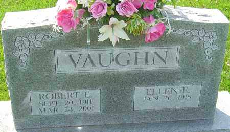 VAUGHN, ROBERT E - Franklin County, Ohio | ROBERT E VAUGHN - Ohio Gravestone Photos
