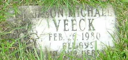 VEECK, JASON MICHAEL - Franklin County, Ohio | JASON MICHAEL VEECK - Ohio Gravestone Photos