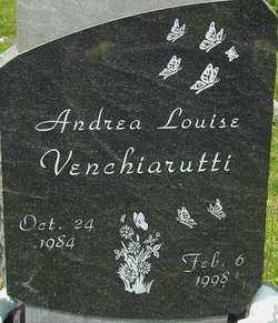 VENCHIARUTTI, ANDREA LOUISE - Franklin County, Ohio | ANDREA LOUISE VENCHIARUTTI - Ohio Gravestone Photos