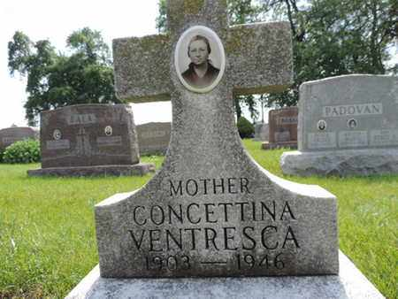 VENTRESCA, CONCETTINA - Franklin County, Ohio | CONCETTINA VENTRESCA - Ohio Gravestone Photos