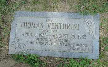 VENTURINI, THOMAS - Franklin County, Ohio | THOMAS VENTURINI - Ohio Gravestone Photos