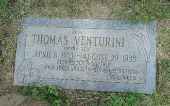 VENTURINI, THOMAS - Franklin County, Ohio | THOMAS VENTURINI - Ohio Gravestone Photos