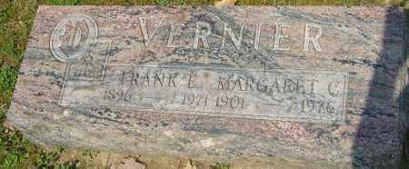 VERNIER, FRANK E - Franklin County, Ohio | FRANK E VERNIER - Ohio Gravestone Photos