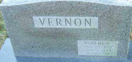 VERNON, ROBERT L - Franklin County, Ohio | ROBERT L VERNON - Ohio Gravestone Photos