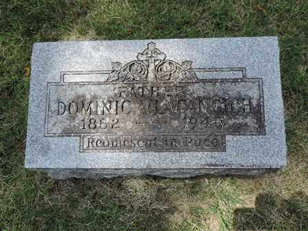 VLACANCICH, DOMINIC - Franklin County, Ohio | DOMINIC VLACANCICH - Ohio Gravestone Photos