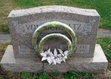 VON SCHRILTZ, NAOMI PAT - Franklin County, Ohio | NAOMI PAT VON SCHRILTZ - Ohio Gravestone Photos