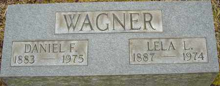 WAGNER, LELA L - Franklin County, Ohio | LELA L WAGNER - Ohio Gravestone Photos