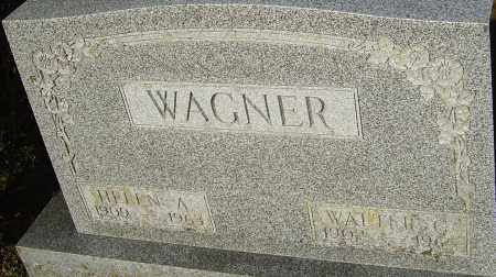 WAGNER, WALTER G - Franklin County, Ohio | WALTER G WAGNER - Ohio Gravestone Photos
