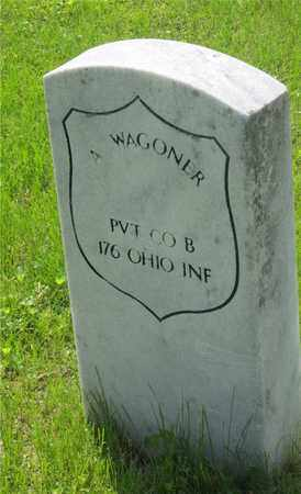 WAGONER, A. - Franklin County, Ohio | A. WAGONER - Ohio Gravestone Photos