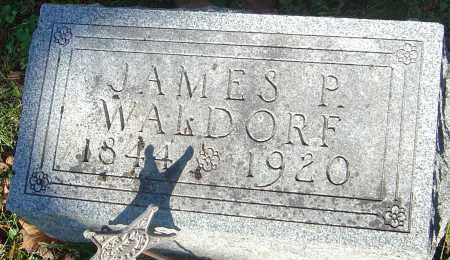 WALDORF, JAMES P - Franklin County, Ohio   JAMES P WALDORF - Ohio Gravestone Photos