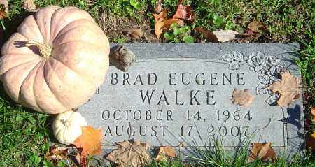 WALKE, BRAD EUGENE - Franklin County, Ohio | BRAD EUGENE WALKE - Ohio Gravestone Photos