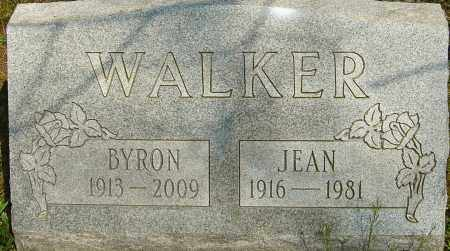 WALKER, BYRON - Franklin County, Ohio | BYRON WALKER - Ohio Gravestone Photos