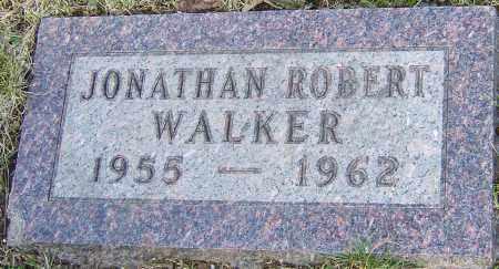 WALKER, JONATHAN ROBERT - Franklin County, Ohio | JONATHAN ROBERT WALKER - Ohio Gravestone Photos