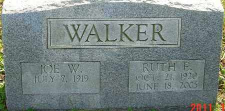 WALKER, RUTH - Franklin County, Ohio | RUTH WALKER - Ohio Gravestone Photos