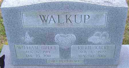 WALKUP, WILLIAM - Franklin County, Ohio | WILLIAM WALKUP - Ohio Gravestone Photos