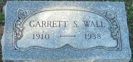 WALL, GARRETT S - Franklin County, Ohio | GARRETT S WALL - Ohio Gravestone Photos