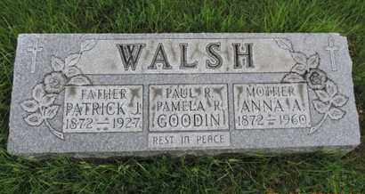 WALSH, ANNA A. - Franklin County, Ohio | ANNA A. WALSH - Ohio Gravestone Photos