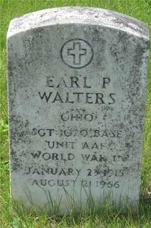 WALTERS, EARL P. - Franklin County, Ohio | EARL P. WALTERS - Ohio Gravestone Photos