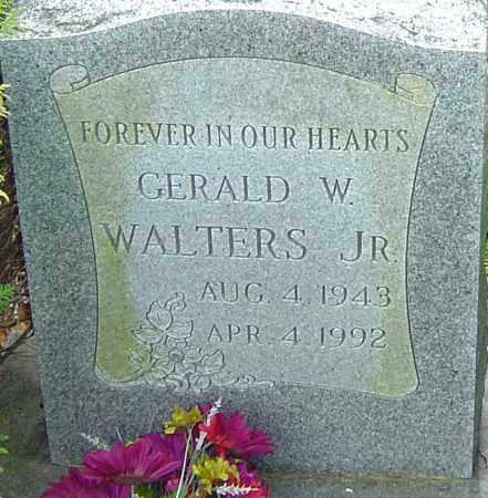 WALTERS, GERALD - Franklin County, Ohio | GERALD WALTERS - Ohio Gravestone Photos