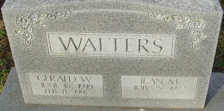 WALTERS, GERALD W - Franklin County, Ohio | GERALD W WALTERS - Ohio Gravestone Photos