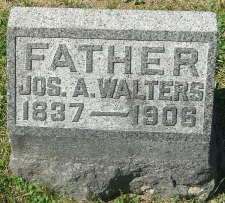 WALTERS, JOSEPH A - Franklin County, Ohio | JOSEPH A WALTERS - Ohio Gravestone Photos