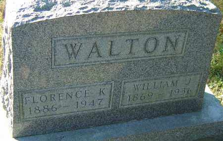 WALTON, WILLIAM - Franklin County, Ohio | WILLIAM WALTON - Ohio Gravestone Photos
