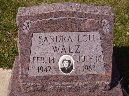 WALZ, SANDRA LOU-MONUMENT - Franklin County, Ohio | SANDRA LOU-MONUMENT WALZ - Ohio Gravestone Photos