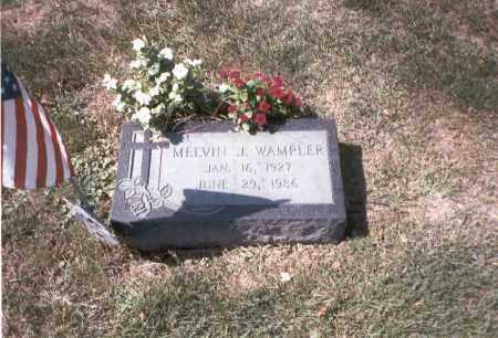 WAMPLER, MELVIN J. - Franklin County, Ohio | MELVIN J. WAMPLER - Ohio Gravestone Photos